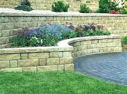 landscape retaining wall ideas retaining walls landscaping ideas vertical railway sleepers landscape timber retaining wall design