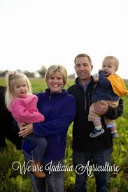 Family of Farmers: We Are Indiana Agriculture: The Nichols