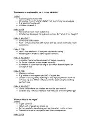 virtue ethics essay plans document in a level and ib ethics page 1
