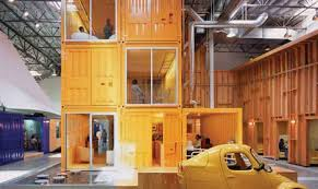cargo container office. this awardwinning office cargo container c
