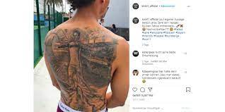 Sammlung von jenner ketter • zuletzt aktualisiert: Leroy Sane Wirkt Ihr Jubel Tattoo Nicht Selbstverliebt