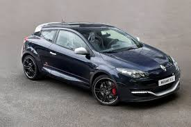 2013 Renault Megane RS Red Bull RB8 Edition Review - Top Speed