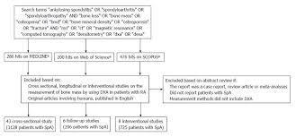Bone Mass Chart Bone Mass In Axial Spondyloarthritis A Literature Review