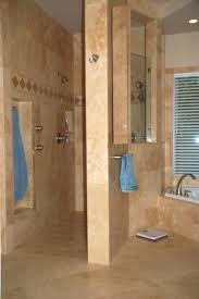 Master Bathroom Remodel with Walk in Shower transitional-bathroom