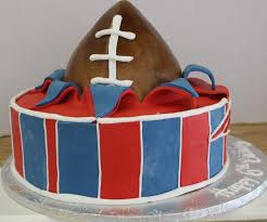 Football Birthday Cake Tripoli Pizza Bakery