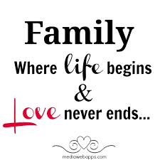 Life Love Family Quotes
