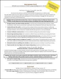 Combination Resume Examples Career Change Best Professional Resume