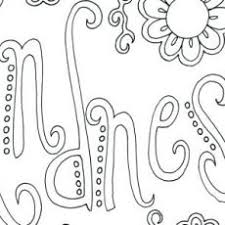 Kindness Coloring Pages Coloring