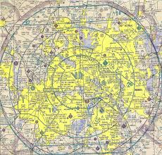Dallas Fort Worth Sectional Chart Pilot Materials Achieving Your Wings
