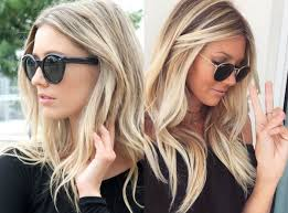 Das Perfekte Medium Blonde Frisuren 2017 Neue Frisur Stil