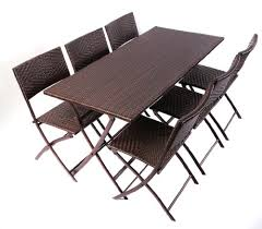 folding patio table and chair set. Plain Patio Collapsible Patio Furniture Throughout Folding Patio Table And Chair Set P