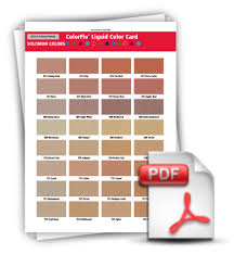 Solomon Concrete Color Chart Galleries Stained And Stamped Concrete Construction And