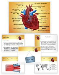 medical ppt presentations heart blood circulation powerpoint presentation template is one of