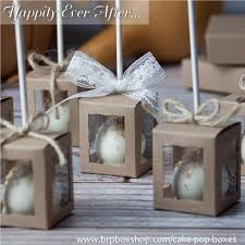 wedding favour cakes. Cake Pop Wedding Favor Boxes at BRP Box Shop cakepopboxes