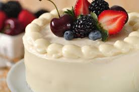 White Butter Cake Joyofbakingcom Video Recipe