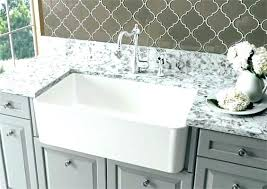 fireclay sink reviews. Brilliant Fireclay Kohler Fireclay Sinks Farmhouse Kitchen  Sink Reviews Throughout Fireclay Sink Reviews E