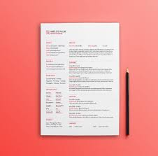 Free Cool Resume Templates Stunning 40 Free Resume Templates To Help You Land The Job