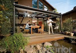 terrazza glass roof