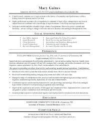 Underwriting Assistant Resumes Sample Insurance Assistant Resume Legal Assistant Resume Sample