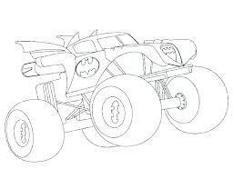 Grave Digger Coloring Pages Monster Truck Coloring Pages Grave