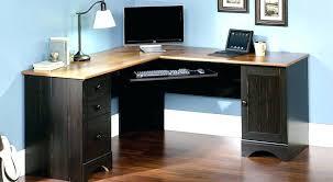 sauder l shaped desk computer desk computer desk harbor view corner computer desk nice corner computer