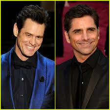jim carrey 2014. Contemporary 2014 Jim Carrey U0026 John Stamos  Oscars 2014 To