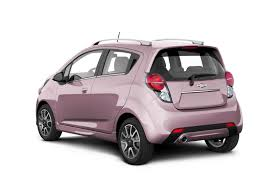 North American 2013 Chevrolet Spark City Car to Debut at the LA Show