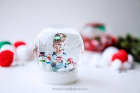 makea how to make a snow globe the best ideas for kids