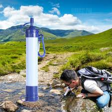 portable water filter. Interesting Filter Portable Water Filter Straw Purification Pump Hanging Buckle Available  Coupons  MonkeyECHO Inside
