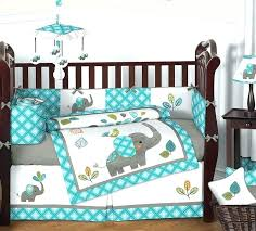 baby crib bedding sets baby cot bedding sets mod elephant 9 piece crib bedding set baby