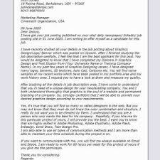 Designers Cover Letter Cover Letter Graphic Designer New Graphic Design Cover Letter Sample
