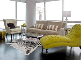 comfortable chairs for living room. Yellow Tufted Comfortable Chair For Formal Living Room Ideas With Cowhide Rug And Fiberglass Coffee Table Chairs