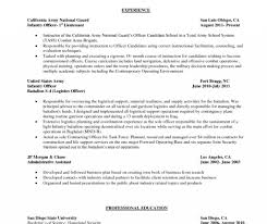 Sample Veteran Resume Sample Of Veteran Resume Template Joodeh 14