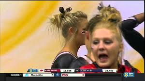 2016 NCAA WGym LSU vs Arkansas 720p60 ...