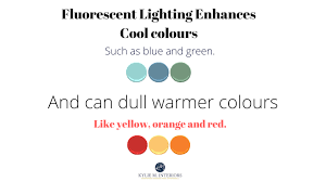 Paint Colors For Fluorescent Lighting How To Pick The Best Paint Colour In A Room With Fluorescent
