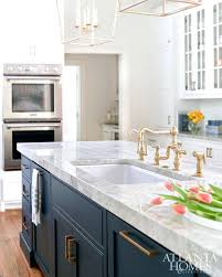 fantastic navy blue and white kitchen cabinets picture inspirations