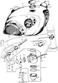1962 honda cl72 fuel tank sally mods pinterest honda and 1962 honda cl72 fuel tank at honda maintenance log