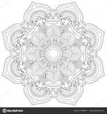 25 Zoeken Mandala Kleurplaten Bloemen Mandala Kleurplaat Voor In