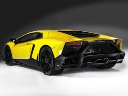 Lamborghini Aventador Anniversario Supercar
