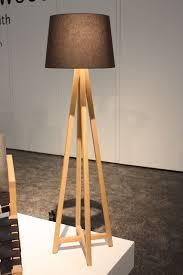 White Wooden Floor Lamp Base Wood Floor Lamp on White Floor Lamp Base  Improve Home Decoration