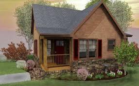 Small Mountain Cabin Plan by Max Fulbright Designsrustic small cabin design floor plan