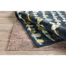 mohawk home dual surface non slip rug pad 9 x27