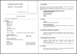 Online Free Resumes Online Resume Template Resume Templates Lovely Resume Samples Free