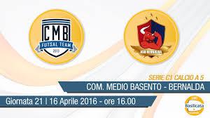 Serie C/1 Calcio a 5: Com.Medio Basento-Bernalda in diretta ...