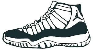 Jordan Shoes Coloring Sheets Coloring Page Coloring Pages