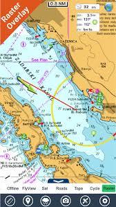 Boating Chart App Boating Croatia Nautical Chart App Price Drops