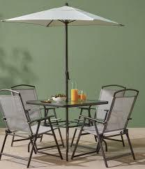 tesco 6 piece garden furniture set with