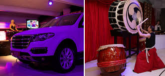 new car launches eventsNo ordinary car launch for Haval Auto