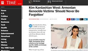 kardashian n genocide victims should never be forgotten  kardashian n genocide victims should never be forgotten