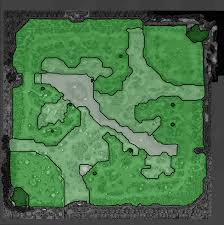 I took your suggestion from another post where you said this could be done by turning on dynamic the problem is that the map is rotated because of the north. Dota 2 Map Layout Page 1 Line 17qq Com